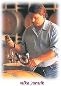 Mike Januik, Washington Winemaker and Consultant